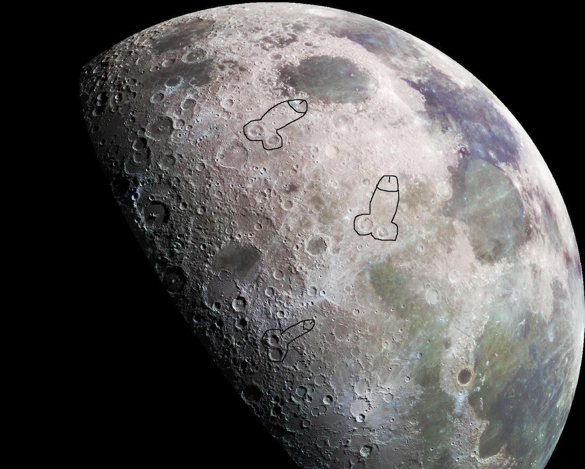 Bezoya se plantea reclamar los derechos de extracción del agua encontrada en la luna en beneficio de los micropenes