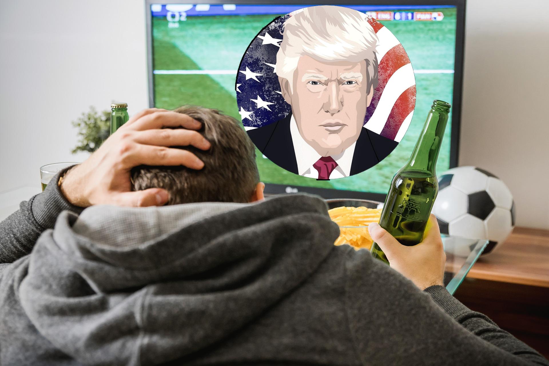 Miles de españoles dan su opinión experta sobre las elecciones en EE.UU. cuando lo más cerca que han estado del país es el McDonald´s del barrio