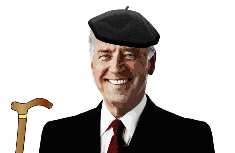 Joe Biden dimite como Presidente de los EE.UU. al darse cuenta de que la Casa Blanca no es un geriátrico