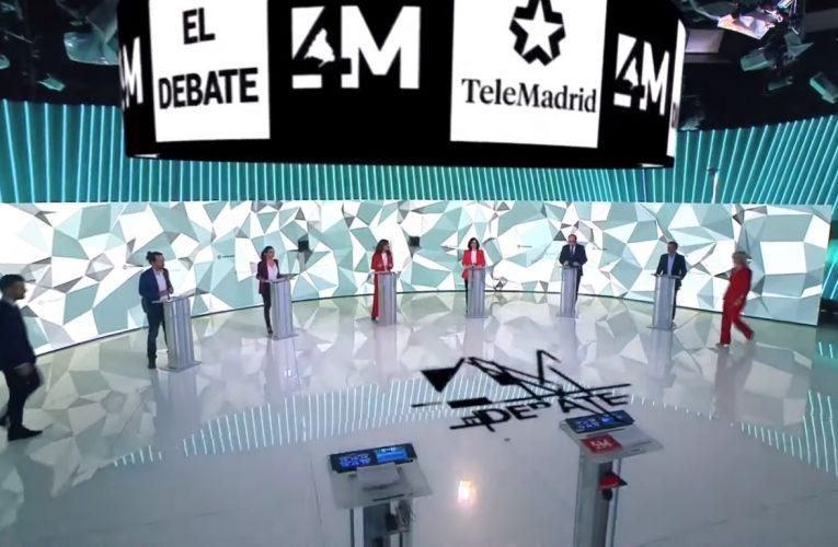 Las primeras encuestas tras el debate para las Elecciones de la Comunidad de Madrid indican que el gran ganador de la noche fue Netflix